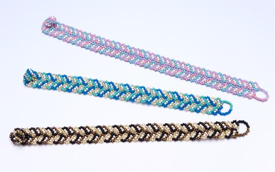 zigza edge bracelet