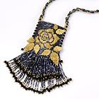 ゴールド・ローズ(amulet bag)