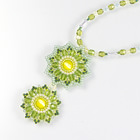 Spring Flowers Necklaces