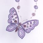 透かし模様の蝶