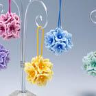 Flower Balls - 2 ornaments