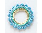 Circular Plaited Herringbone Stitch