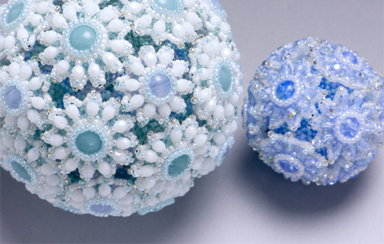 雪の花 氷の花の細部画像