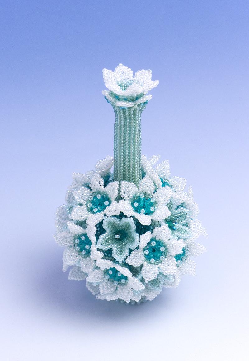 Flower Ornamental Vase