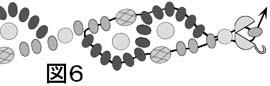 波模様のネックレスの作り方の図6